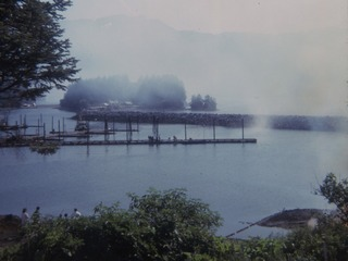 Seldovia float dock fire, extinguished
